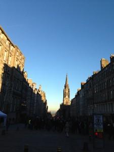 Edinburgh gata